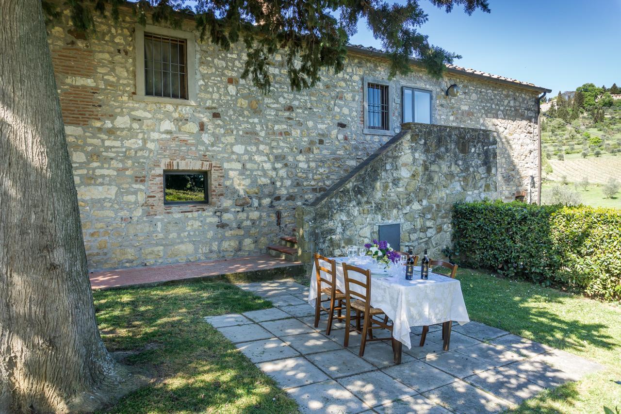 Vittoria cottage Masseto in Chianti