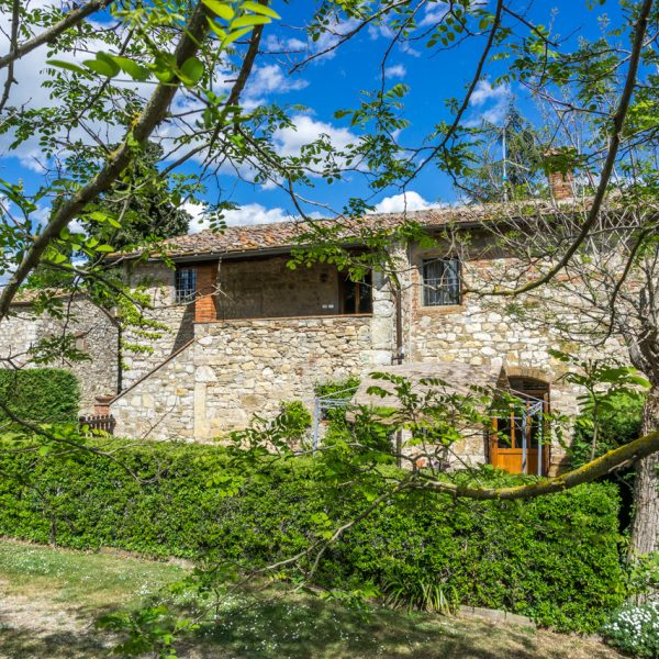 Leccio cottage Masseto in Chianti
